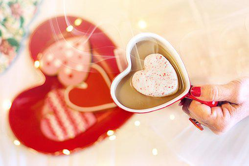 Valentine'S Day, Valentine, Hearts, Mug,124 Free images of Chocolate Day Related Images: Chocolate Love Heart  Valentine's Day  Candy  Hot Chocolate  Romantic  Romance  Valentine  Sweet