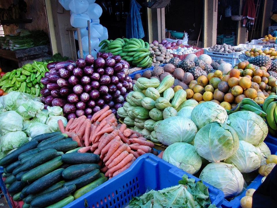 Dominikana, Owoców, Rynek, Egzotyczny, Karaiby, Podróży
