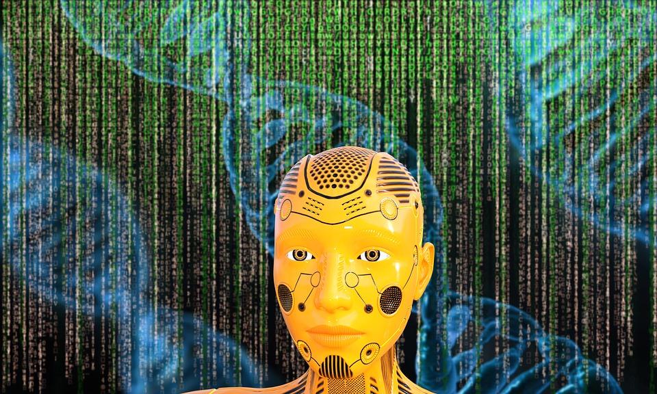 Adn, Génétique, Cyborg, Matrice, Science Fiction