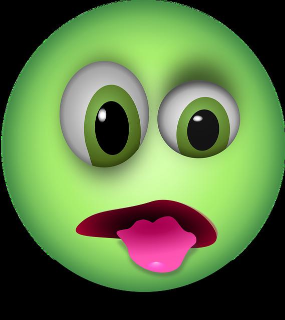 Graphique Beurk Smiley - Images vectorielles gratuites sur Pixabay
