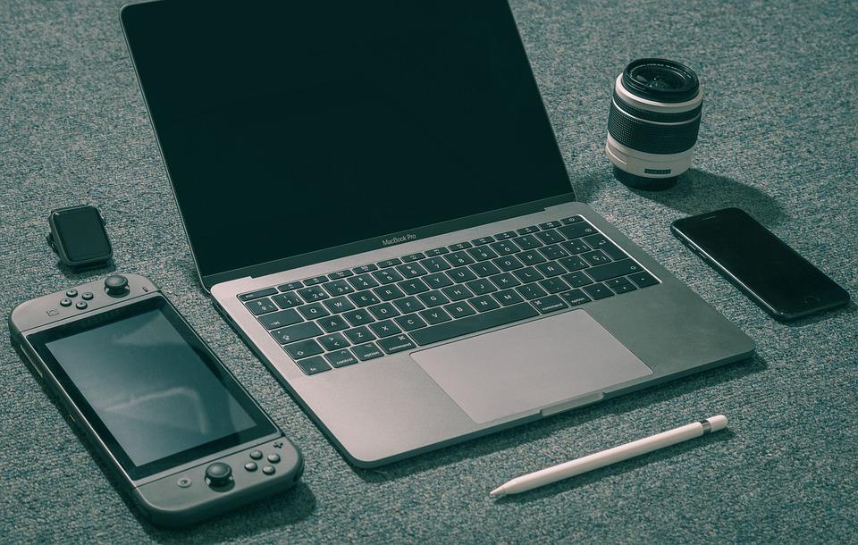 Computer, Mac, Technology, Apple, Laptop, Switch