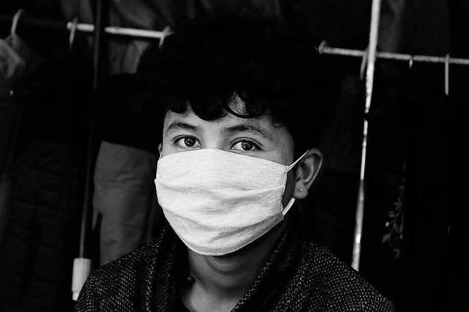 Mask, Man, Boy, Medical, Nurse, Treatment