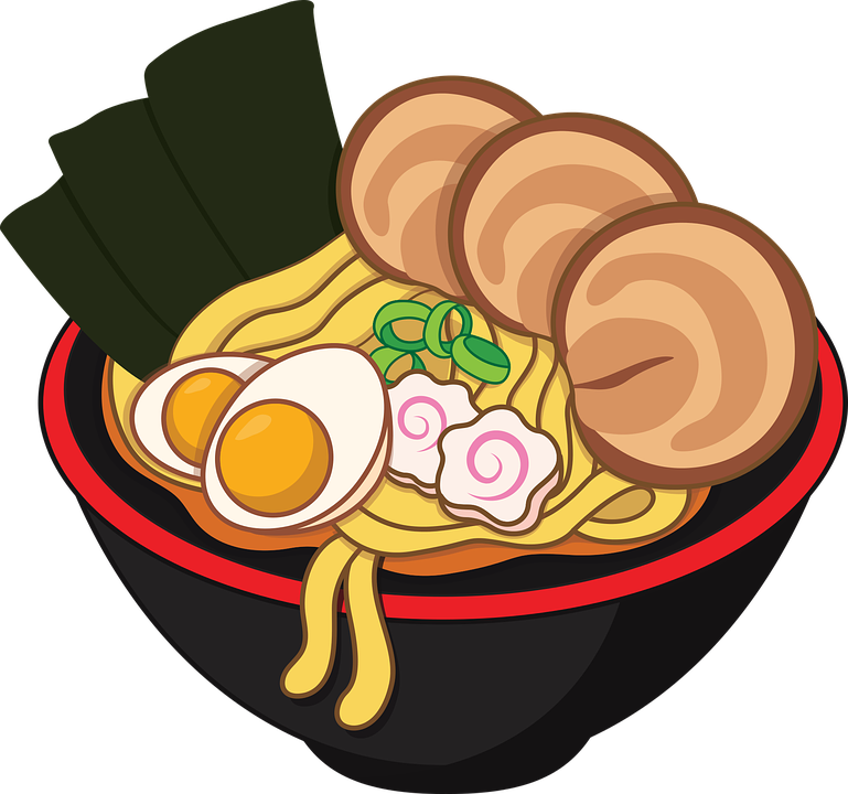Ramen Noodle Noodles Free Vector Graphic On Pixabay