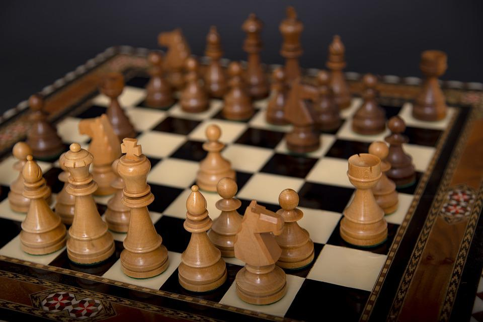 Learn how to play chess!