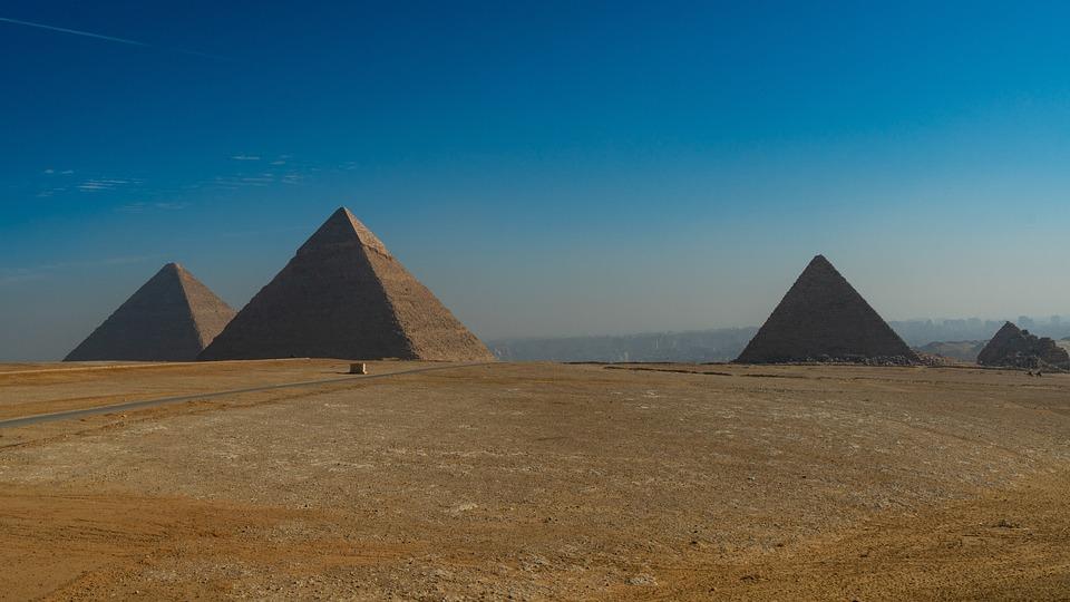 Pyramids Giza Egypt - Free photo on Pixabay