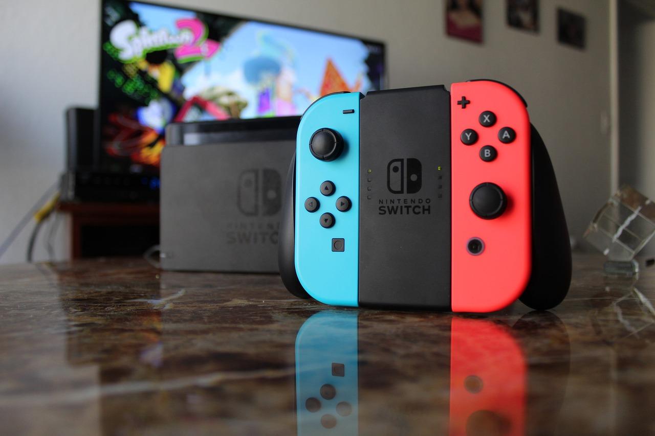 Nintendo Switch - Free photo on Pixabay
