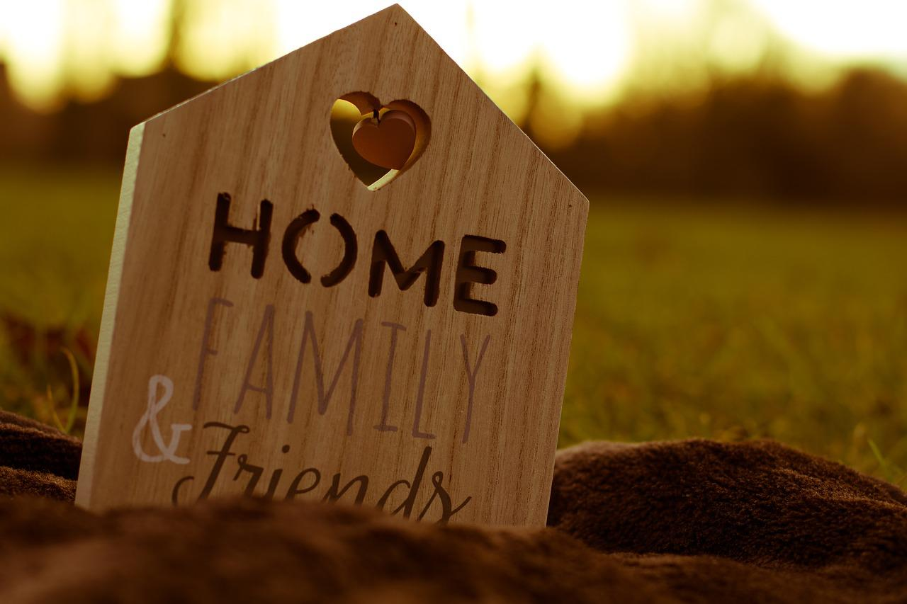 Family Home Friends - Free photo on Pixabay
