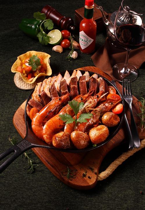 Food, Tapas, Restaurant, Dining, Gourmet, Plate, Snacks