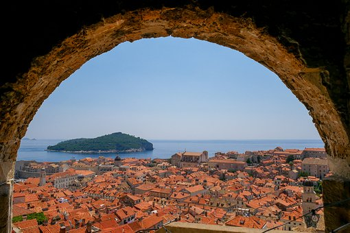 Dubrovnik, City, Sky, Travel, History