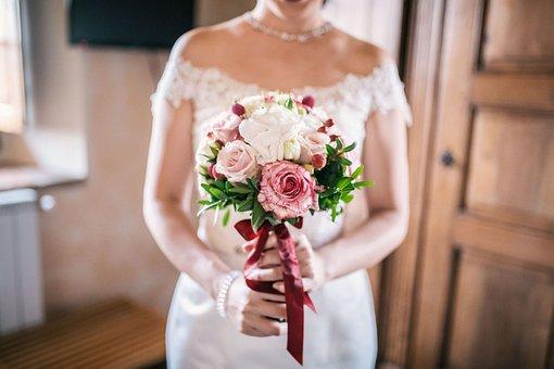 Bridal Bouquet, Wedding Bouquet, Bride