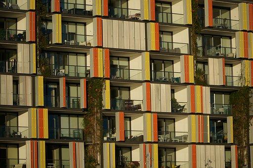Apartment, Urban, Sydney, Architecture