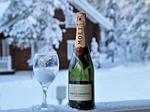 champagne, wino, musujące