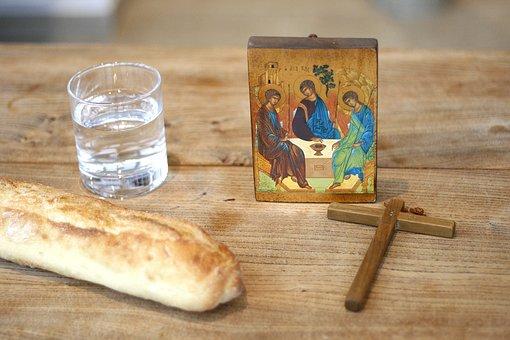 Jeûne, Carême, Abstinence, Diète