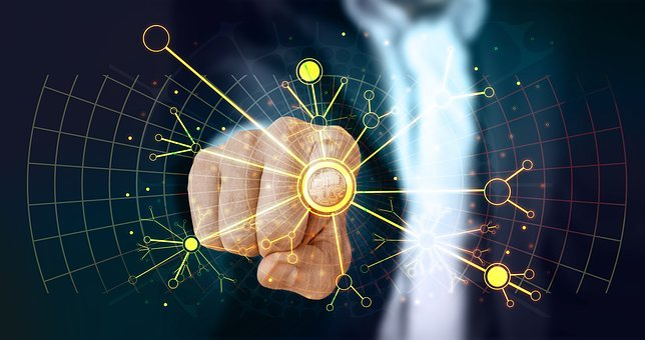 Rede, Tecnologia, Desenvolvedor, Toque