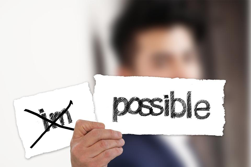 Empresario, Posible, Imposible, Oportunidad, Opción