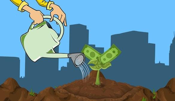 Инвест, Деньги, Растущий, План, Бизнес