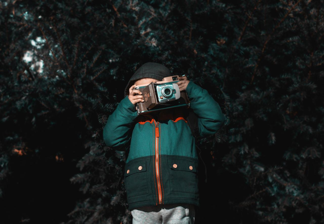 Photographer Camera Kid - Free photo on Pixabay