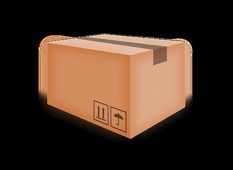 Box, Cardboard, Package, Packed