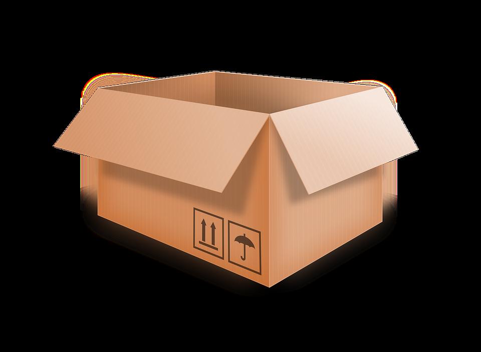 箱, 段ボール, 梱包, パッケージ