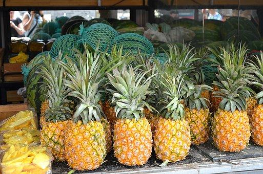 Pineapple, Ananas,