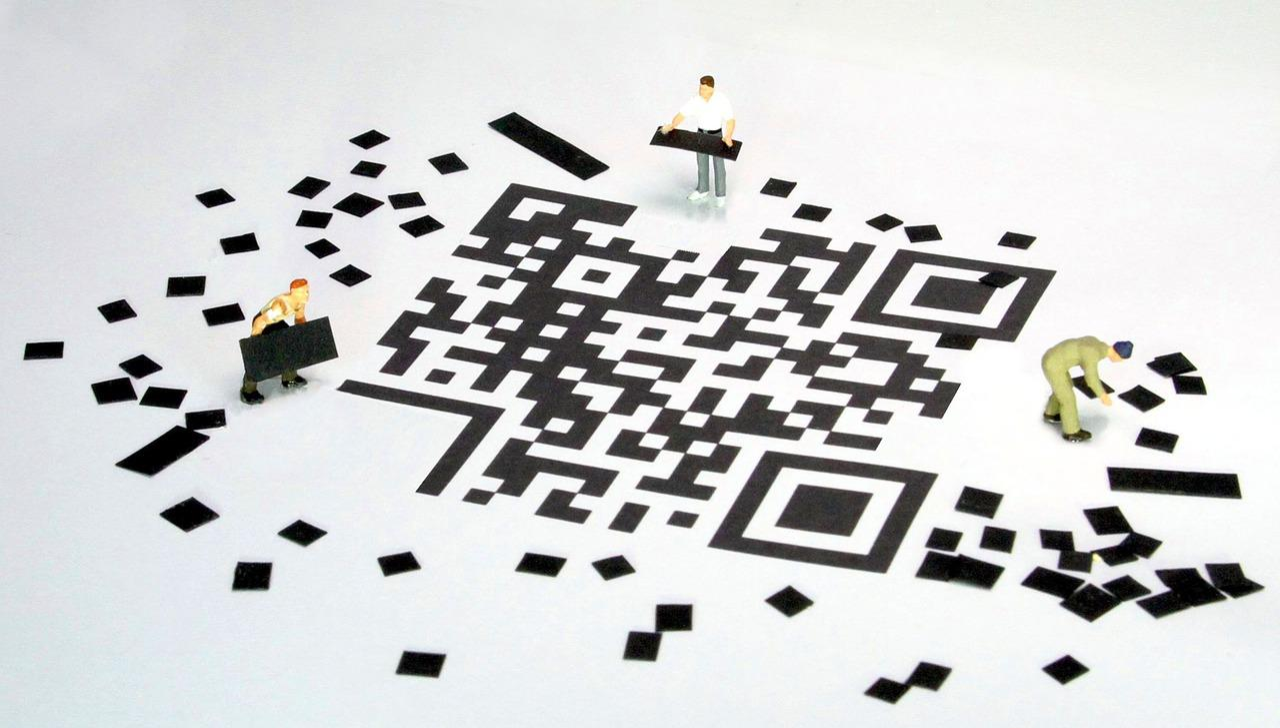 создать кр код онлайн