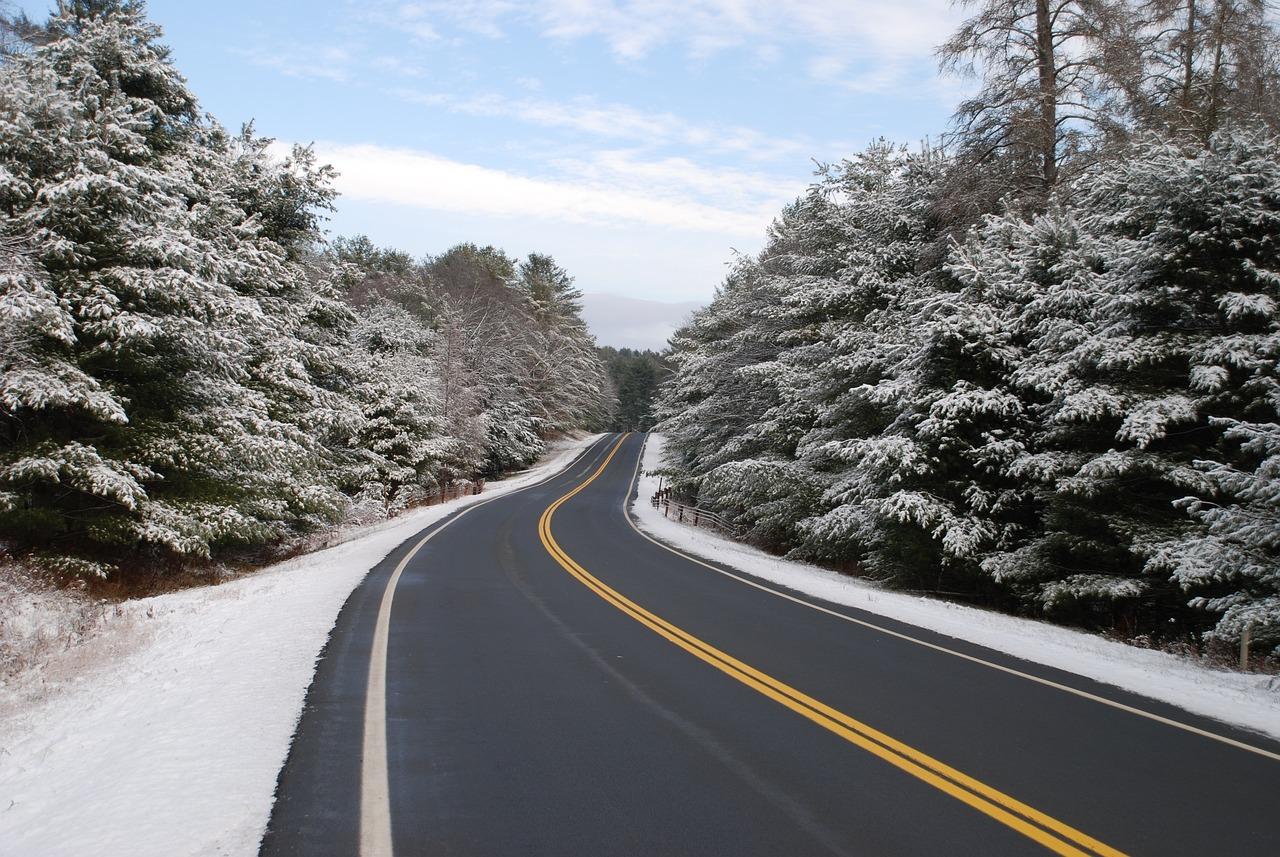 снег на дороге картинки том, кто такие