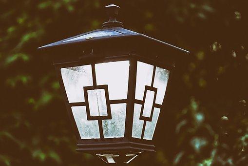 Street Lamp, Light, Lantern, Lamp