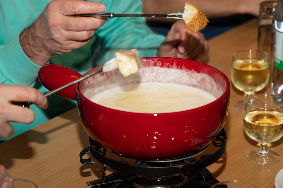 fondue suiza