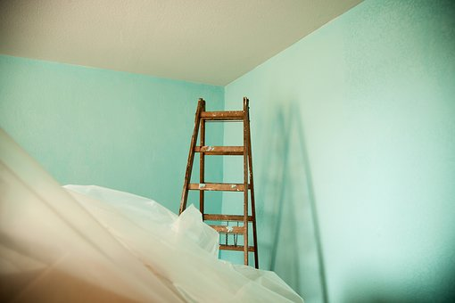 How to paint room