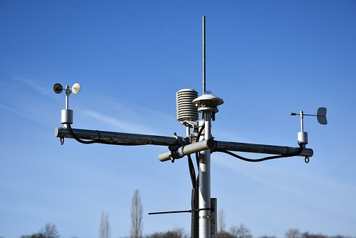 Anemometer, Weather Station