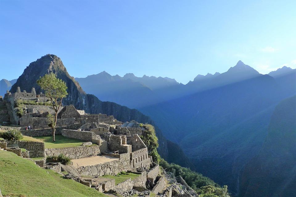 Peru, Machu Picchu, Amerika Selatan, Sejarah