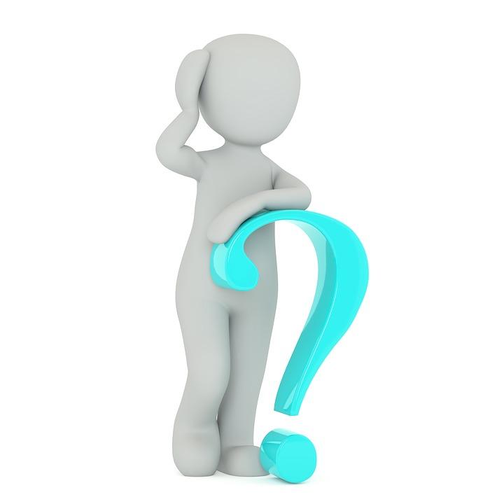 Ponto De Interrogação Perguntando - Imagens grátis no Pixabay