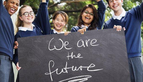 Schule, Lernen, Schüler, Zukunft, Kinder