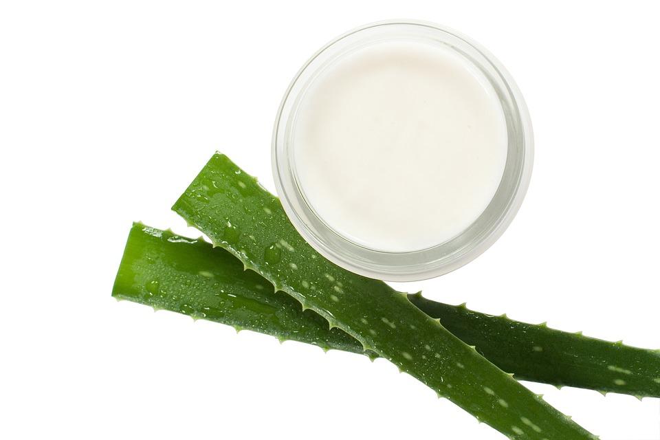 Crème, L'Aloe Vera, Esthéticienne, Corps, Masque, Spa