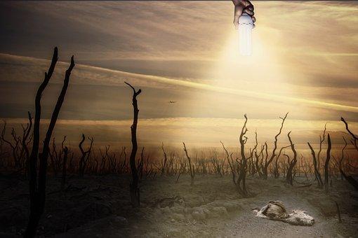 Ambiente, Chemtrails, Mortos, Morte, Céu
