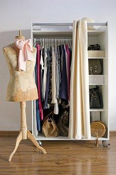 Wardrobe, Clothes, Mannequin, Fashion