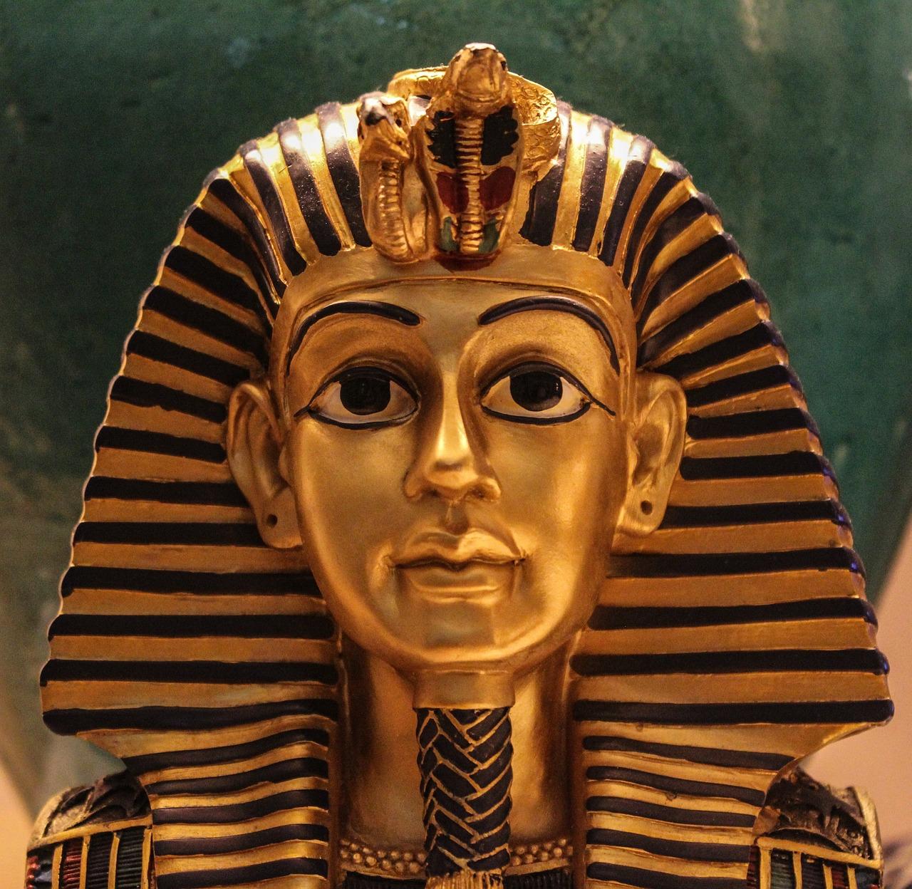 Картинки жизнь фараона в древнем египте какой