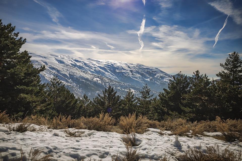 Sierra Nevada, must visit mountains in Spain