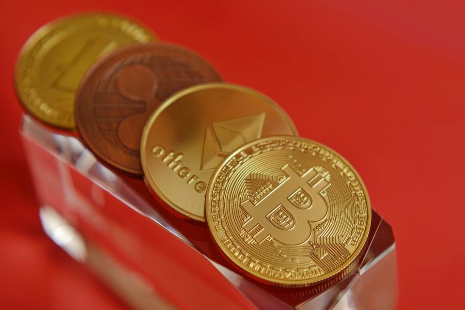 コイン, Cryptocurrency, 仮想, デジタル, 通貨, Blockchain, 支払, 金融