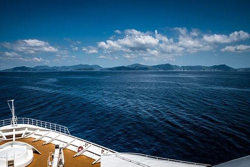 Cruise, Ship, Travel, Ocean, Boat, Water