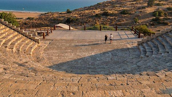 Kourion Ancient Amphitheater, Kourion