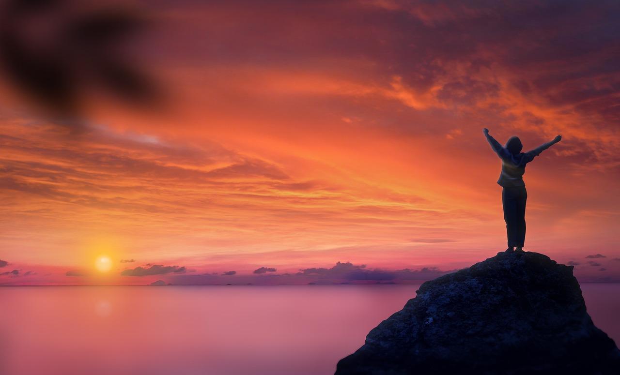Freedom Happiness Woman - Free photo on Pixabay