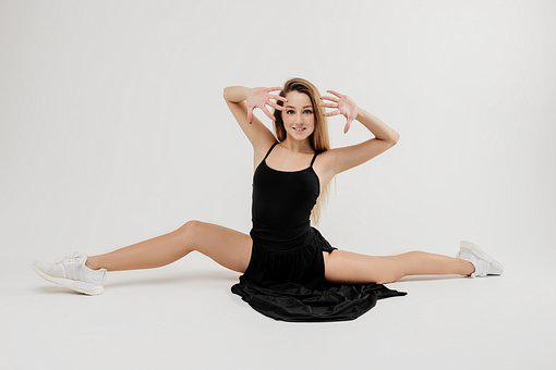Think, that young girl nude yoga flexible commit