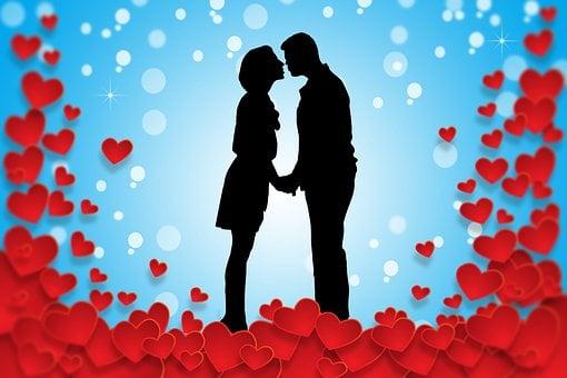 L'Amour, Saint-Valentin, Romantico