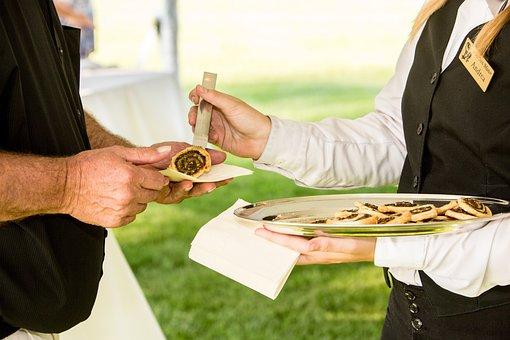 Alimentos, Servidores, Banquete