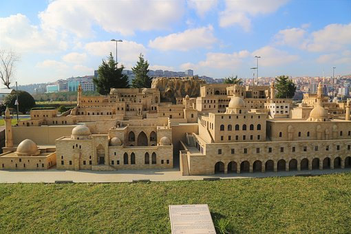 Em, Istambul, casas de pedra Mardin