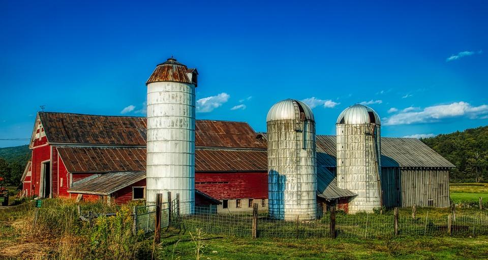 Farm Barn Vermont - Free photo on Pixabay