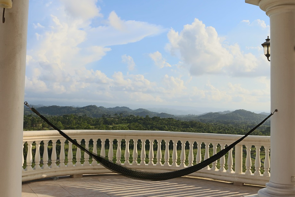 Hamak, Krajobraz, Belize, Belmopan