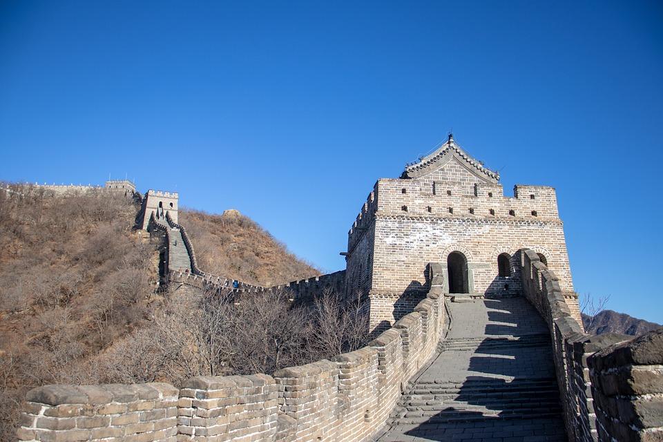 Grote Foto Op Muur.Grote Muur China Gratis Foto Op Pixabay