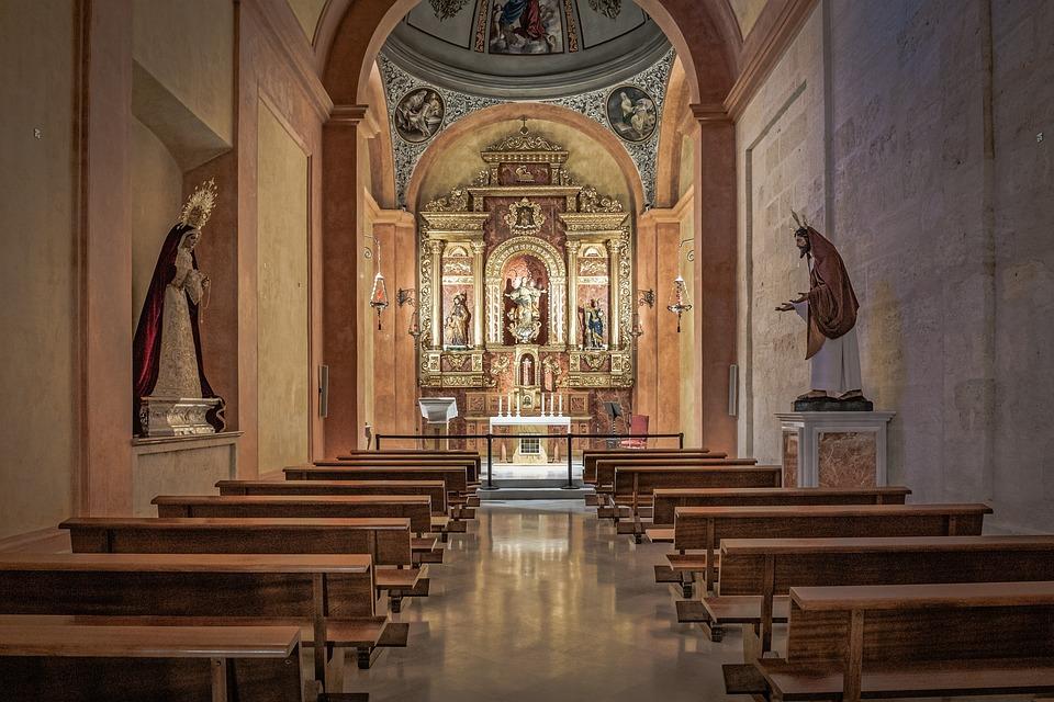 Собор, Альмерия, Архитектуры, Испания, Религиозные